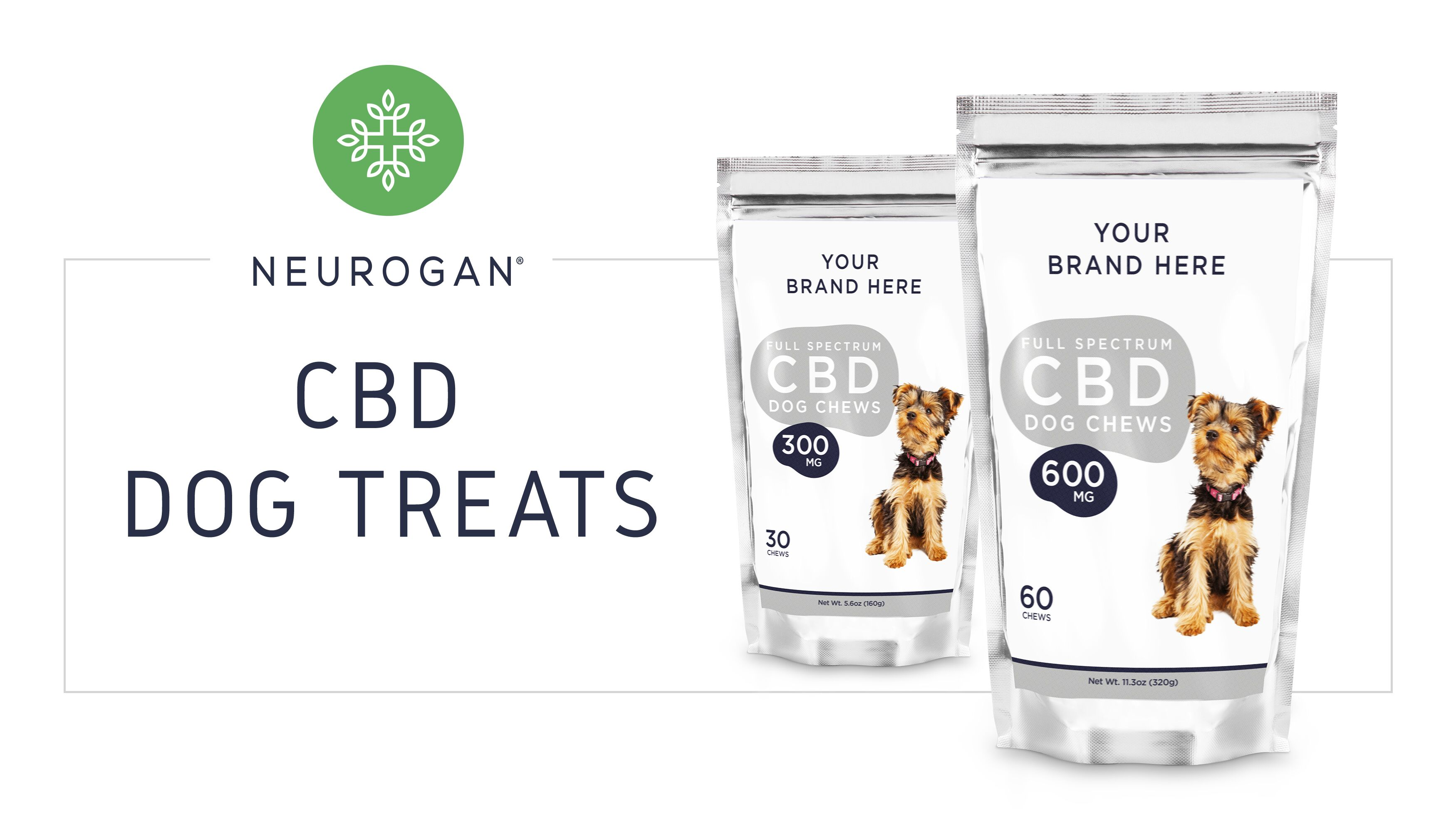 Neurogan Private Label Pet Treats