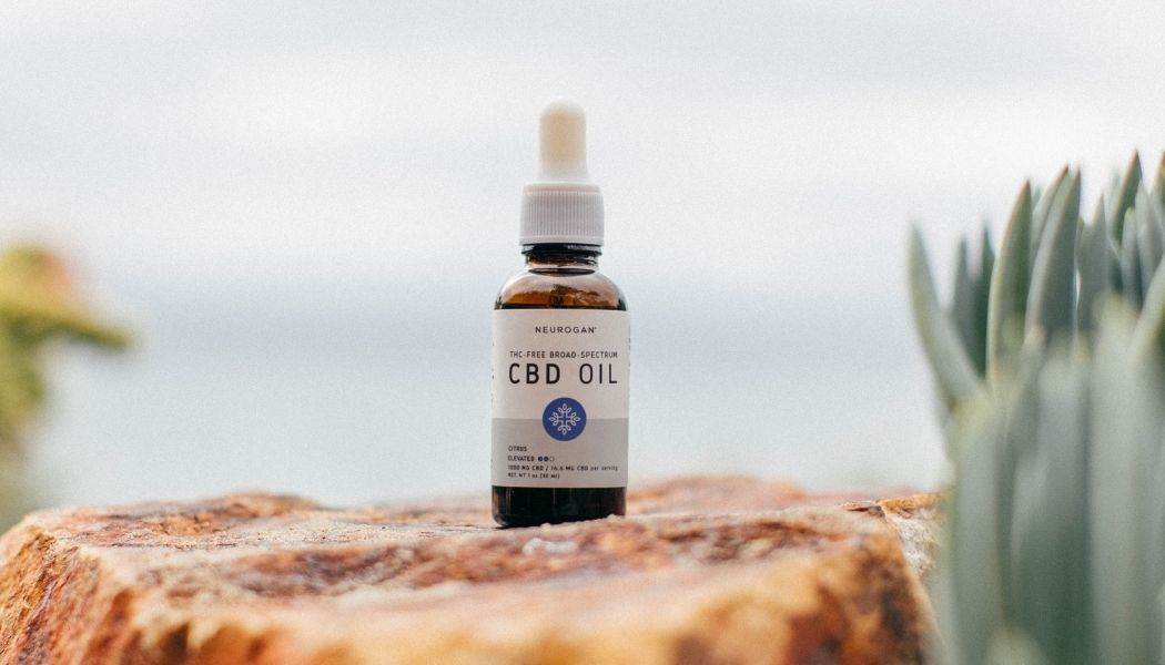 Broad Spectrum CBD Oil 1000mg
