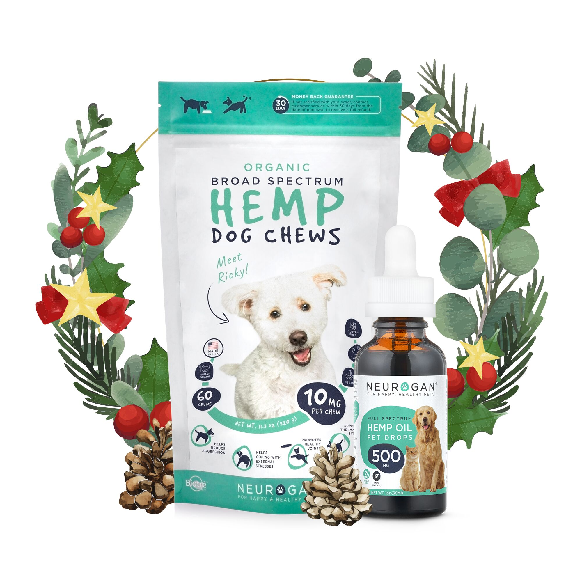 neurogan cbd pet pack