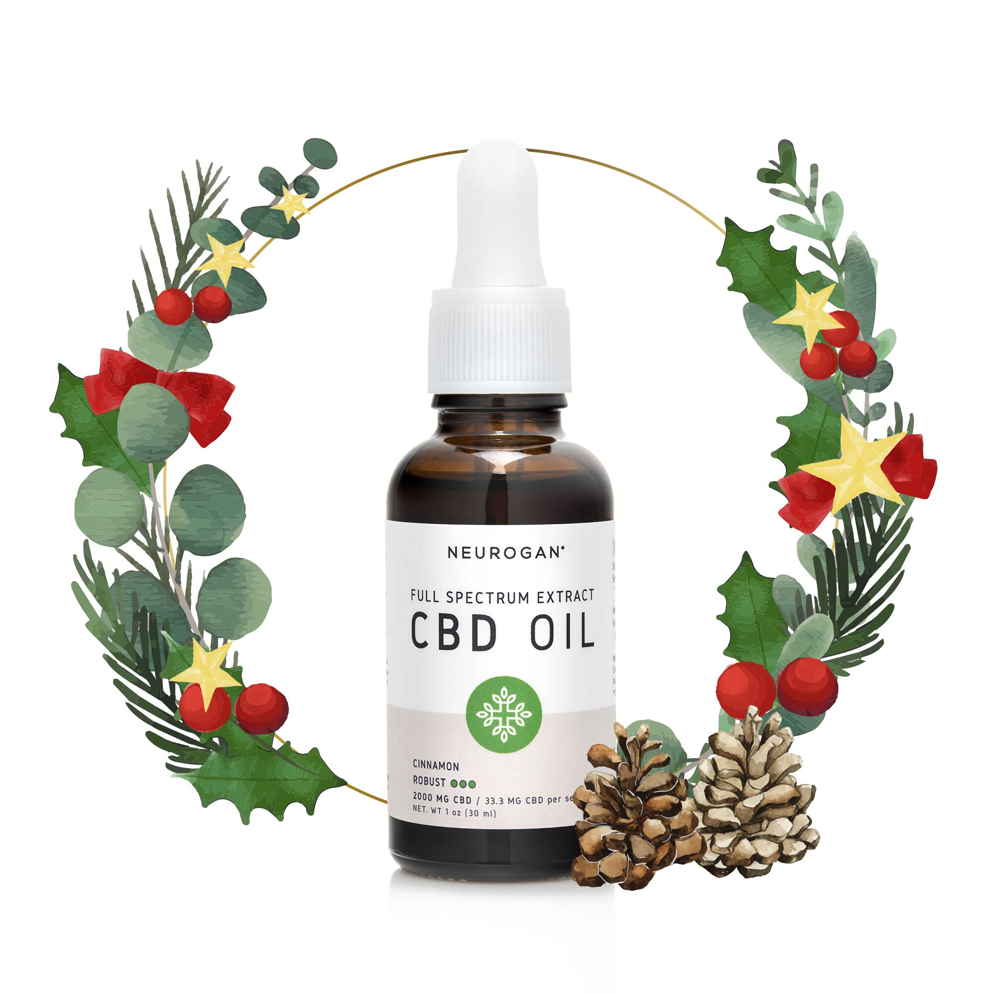 cbd high potency gift